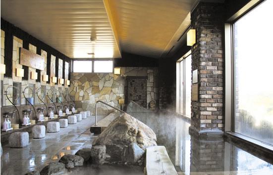 阿字ヶ浦温泉 のぞみ 内風呂